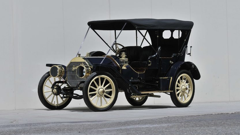 Locomobile Model 40 Type - 1910