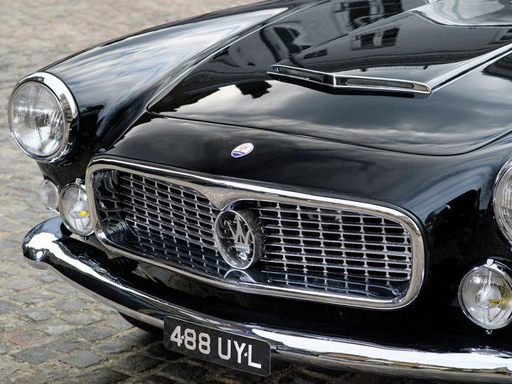 Maserati 3500 GT Spyder by Vignale - 1961