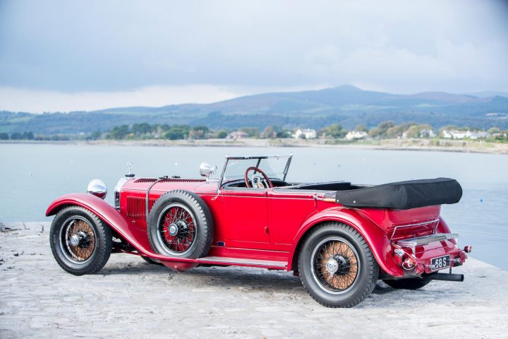 Mercedes-Benz 680 S Sports Tourer - 1928
