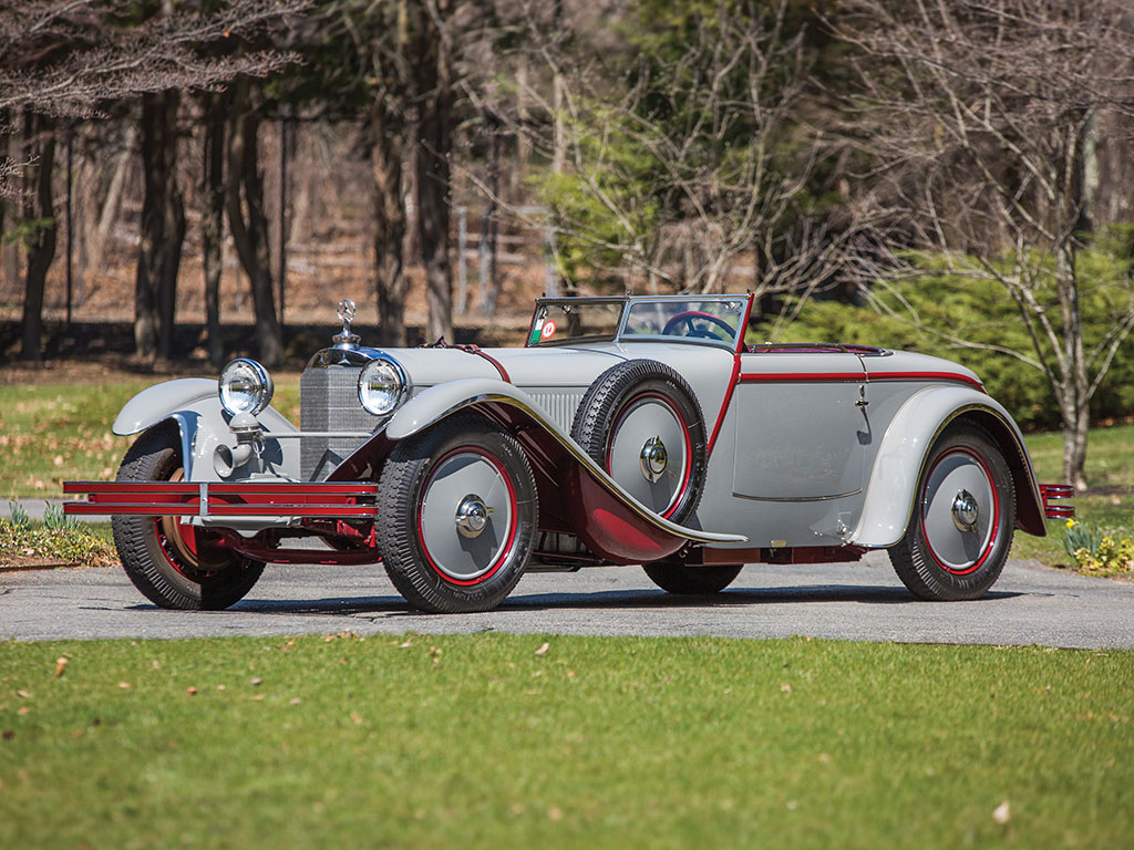 Mercedes-Benz 680 S Torpedo-Sport Avant-Garde – 1928