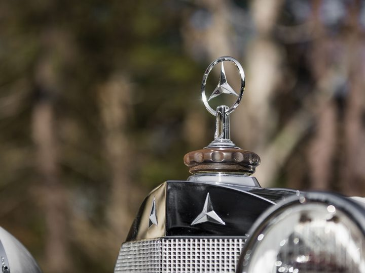 Mercedes-Benz 680 S Torpedo-Sport Avant-Garde - 1928