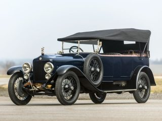 Minerva AC Tourer – 1924