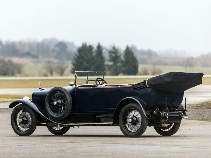 Minerva AC Tourer - 1924