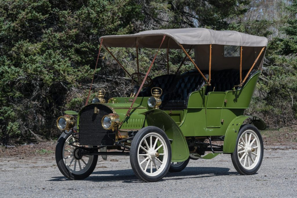 Rambler Model 1 Five Passenger Surrey - 1905