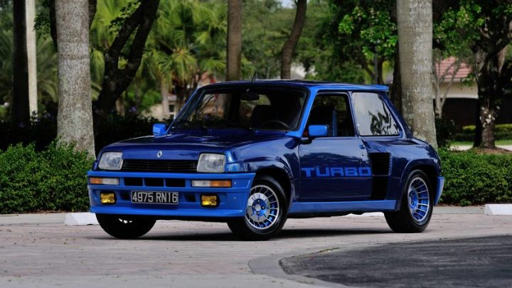 Renault 5 Turbo 1 - 1980