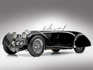Squire Drophead Coupe by Corsica – 1937