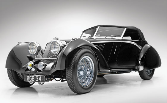 Squire Drophead Coupe by Corsica - 1937