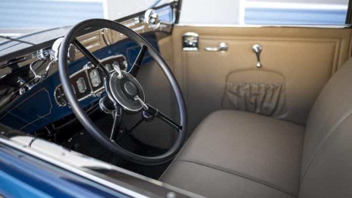 Buick 96C Convertible Coupe - 1931