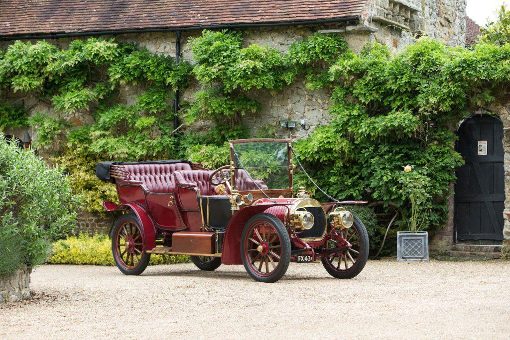Hotchkiss 16/20hp Type T Roi des Belges – 1908
