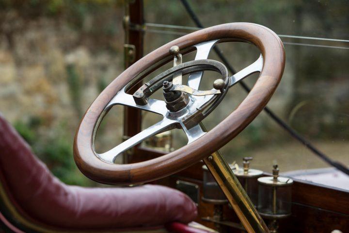 Hotchkiss 16/20hp Type T Roi des Belges - 1908