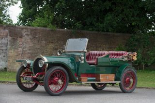 Sheffield-Simplex 45hp – 1908