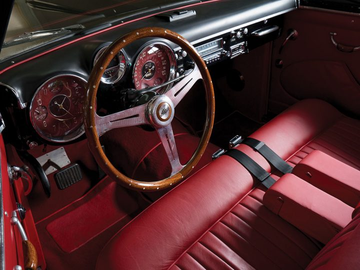 Cunningham C3 Coupe by Vignale - 1953