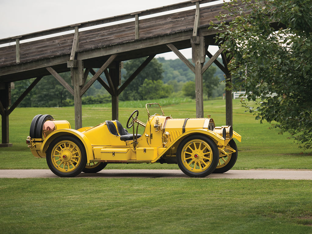 Oldsmobile Autocrat – 1911