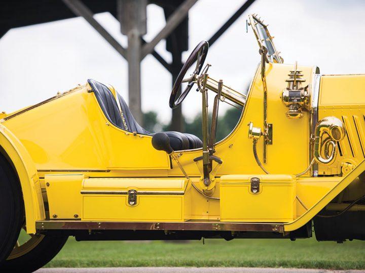 Oldsmobile Autocrat - 1911