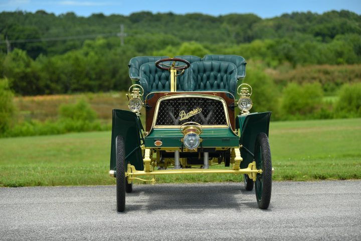 Premier Model F - 1904