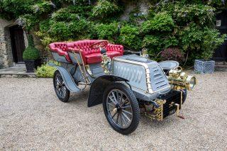 Westfield Model G – 1902