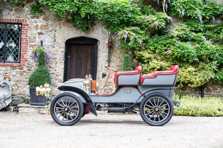 Westfield Model G - 1902
