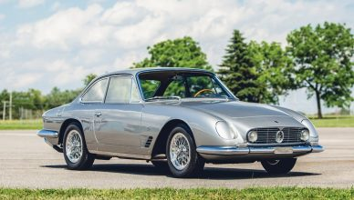Maserati 5000 GT Coupe by Michelotti - 1964