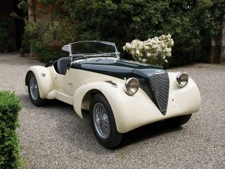 Aston Martin Speed Model Type C – 1939