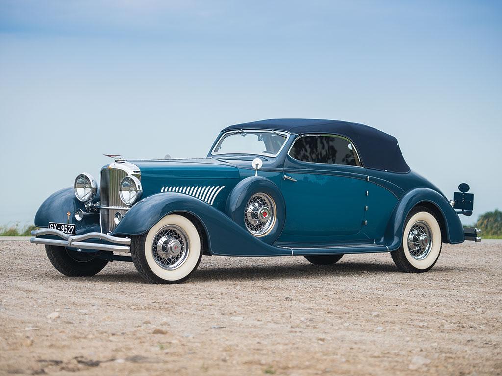 Duesenberg Model J Cabriolet - 1935
