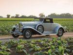 Duesenberg Model J Convertible Coupe - 1929