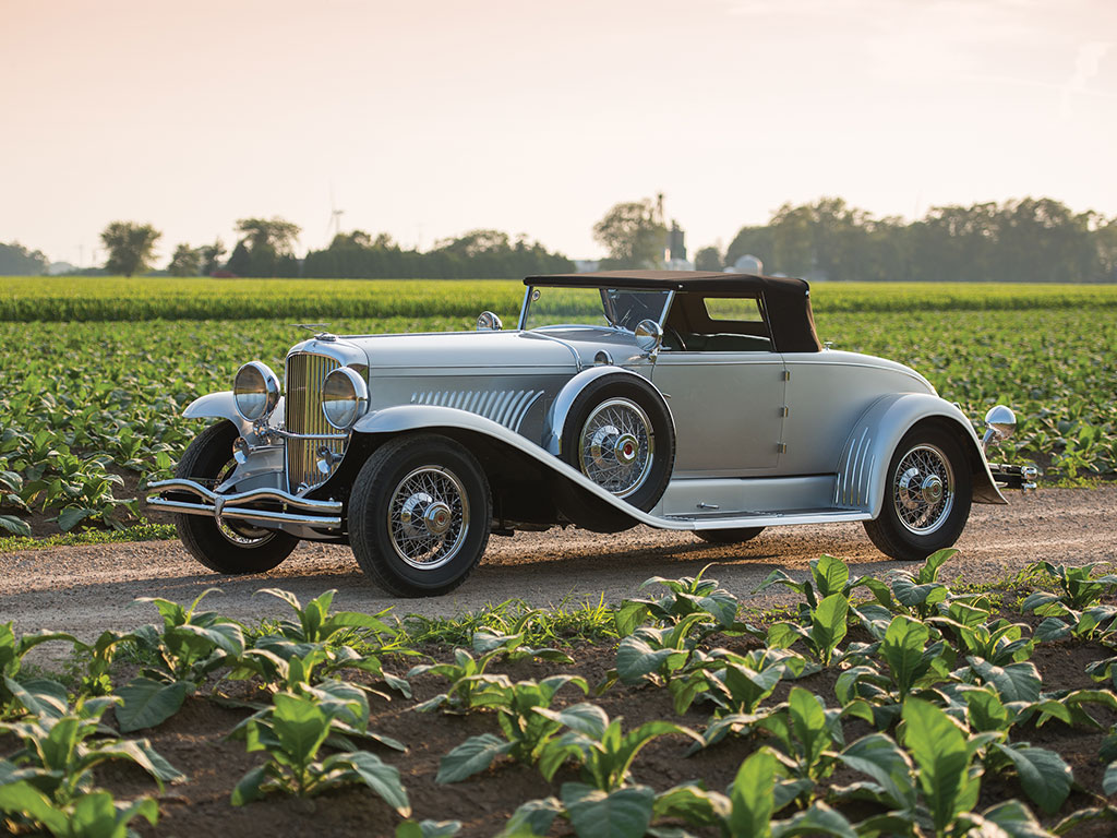 Duesenberg Model J Convertible Coupe - 1929