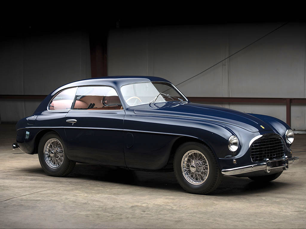 Ferrari 195 Inter Coupé - 1950