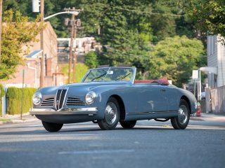 Lancia Aprilia Cabriolet Pinin Farina – 1946