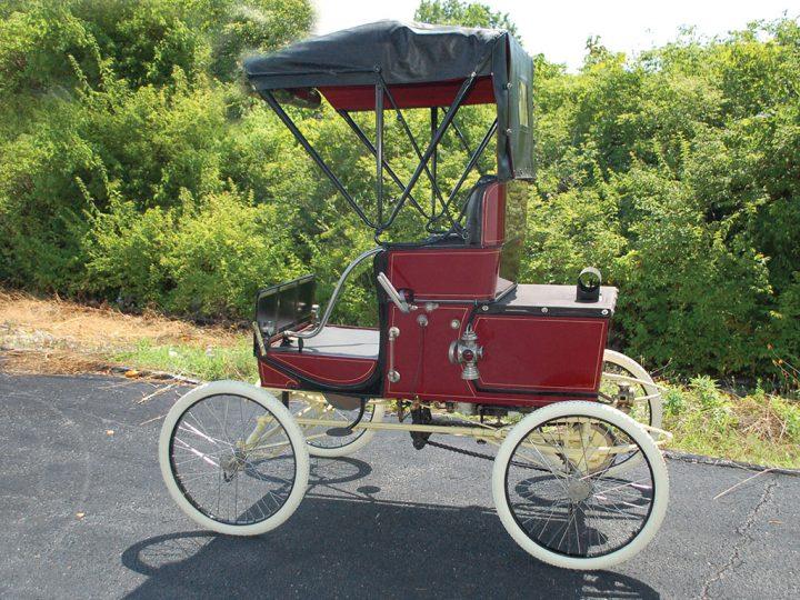 Marlboro Steam Stanhope - 1900