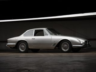 Maserati 5000 GT Coupe by Michelotti – 1964