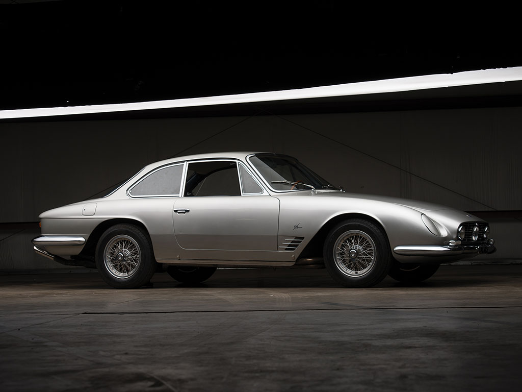 Maserati 5000 GT Coupe by Michelotti - 1964