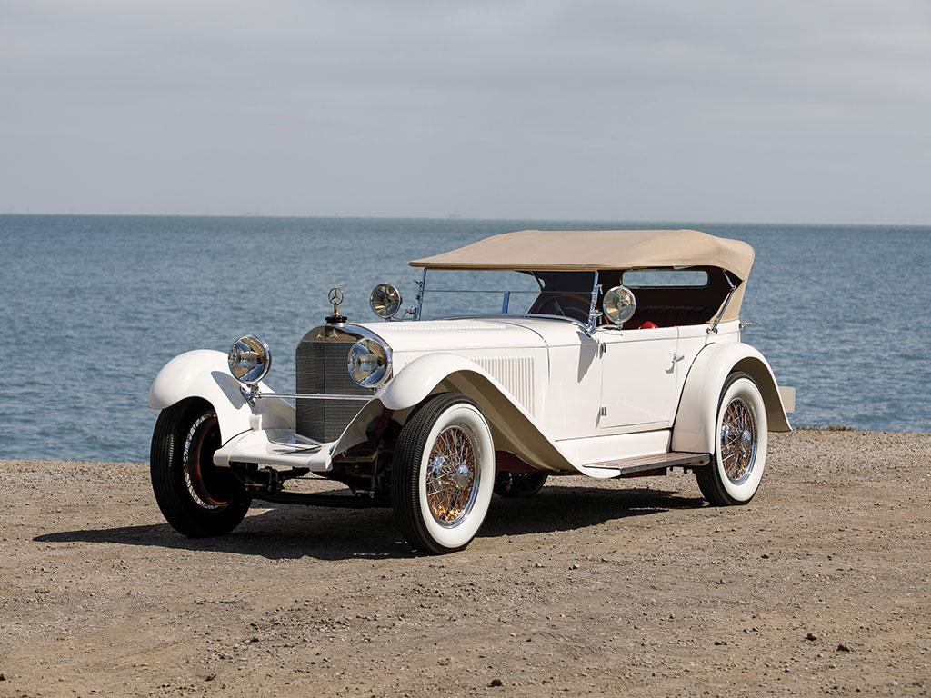 Mercedes-Benz 26/120/180 Type S - 1928
