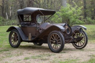 Regal Underslung Model N Runabout – 1910