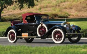 Rolls-Royce Silver Ghost Piccadilly Roadster - 1923