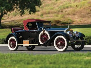 Rolls-Royce Silver Ghost Piccadilly Roadster – 1923