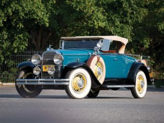 Buick Series 90 Roadster – 1931