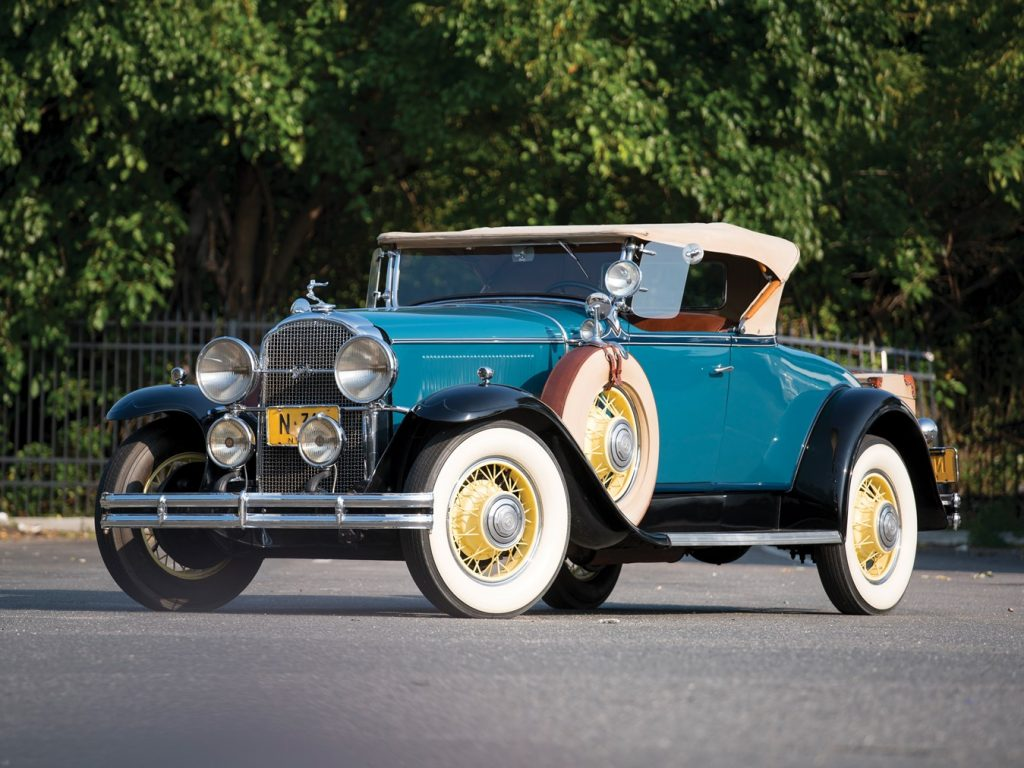 Buick Series 90 Roadster - 1931