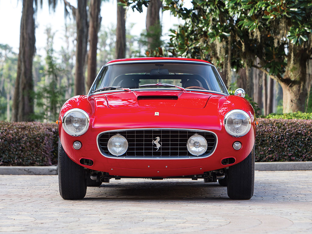 ferrari 250 gt swb berlinetta competizione 1960. Black Bedroom Furniture Sets. Home Design Ideas
