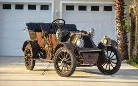 Franklin Model G Touring - 1912