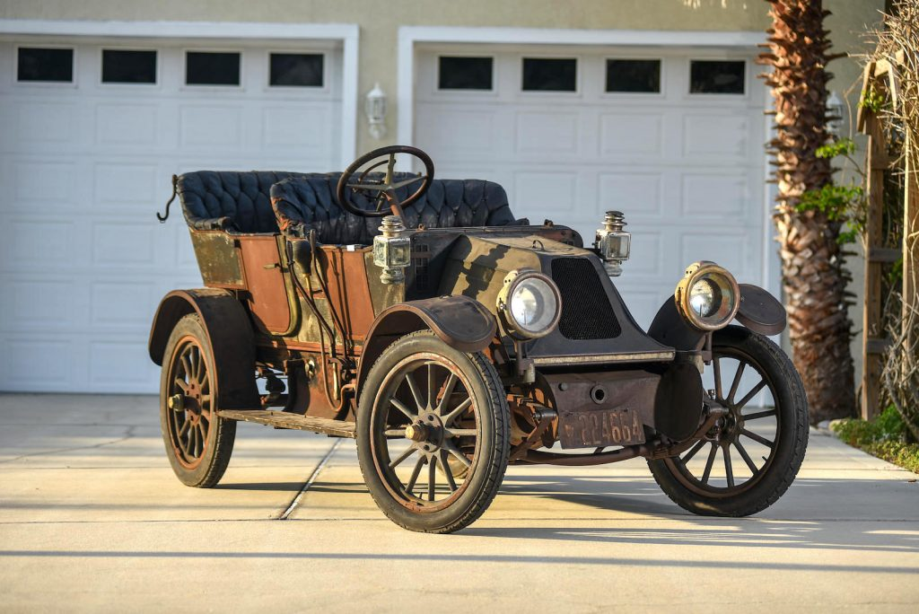 Franklin Model G Touring - 1912