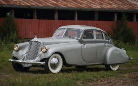 Pierce-Arrow Silver Arrow - 1933