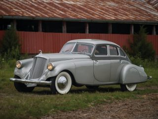 Pierce-Arrow Silver Arrow – 1933
