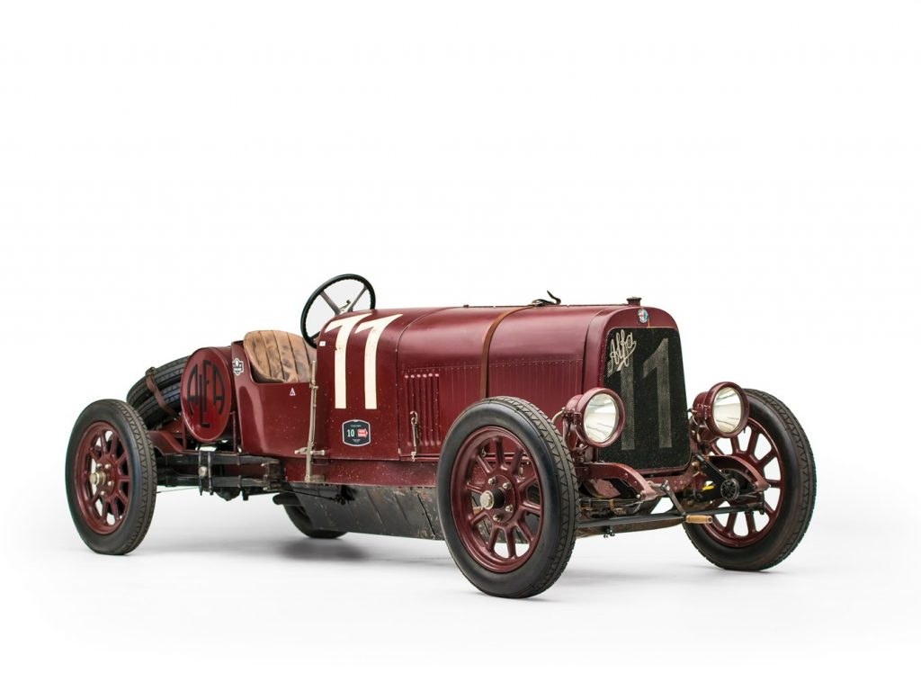 Alfa Romeo G1 - 1921