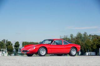 De Tomaso Vallelunga Berlinetta – 1967