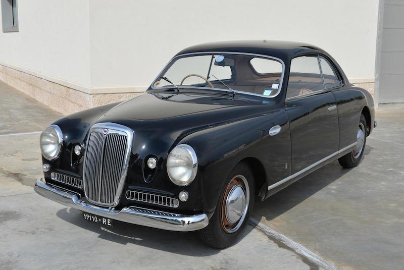 Lancia Aurelia B50 Coupe - 1951
