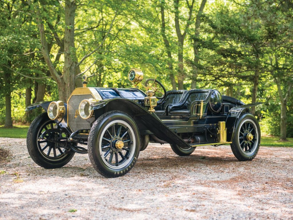 Locomobile Model 30-L Speedster - 1909