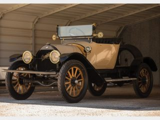 Overland Model 79 Touring – 1914