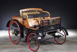 Santler 3½hp Dogcart – 1894