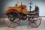 Santler 3½hp Dogcart - 1894