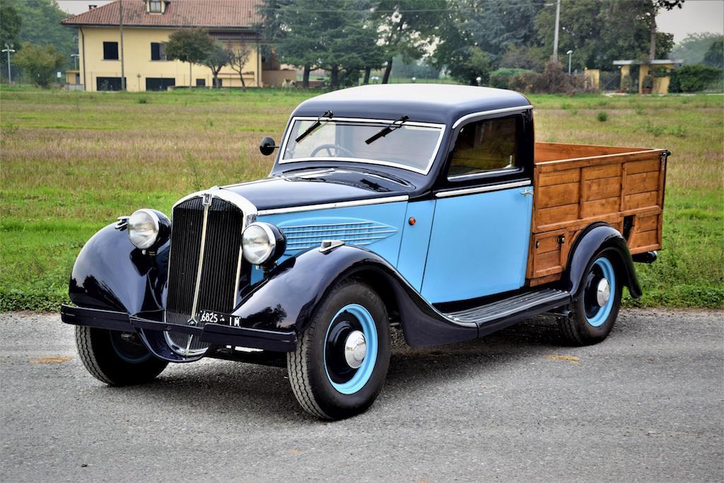 Bianchi S9 camioncino – 1934